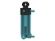Part No: 47224c01  Name: Pneumatic Cylinder with 2 Inlets and Rounded End Medium (48mm)