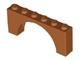 Part No: 12939  Name: Brick, Arch 1 x 6 x 2 - Thin Top without Reinforced Underside