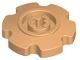Part No: 57520  Name: Technic Tread Sprocket Wheel Small
