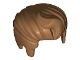 Part No: 98371  Name: Minifigure, Hair Swept Back with Forelock