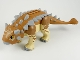 Part No: Ankylo01  Name: Dinosaur Ankylosaurus