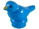 Part No: 41835pb01  Name: Bird, Small with Black Eyes and Bright Light Orange Beak Pattern