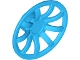 Part No: 62701  Name: Wheel Cover 9 Spoke - 24mm D. - for Wheels 55982 and 56145