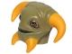 Part No: 59282pb01  Name: Minifigure, Head Modified SW Boolio