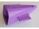 Part No: 54701c05  Name: Aircraft Fuselage Aft Section Curved with Medium Lavender Base