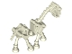 Part No: 59228  Name: Horse, Skeletal
