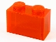 Lot ID: 196506891  Part No: 3065  Name: Brick 1 x 2 without Bottom Tube