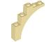 Part No: 2339  Name: Arch 1 x 5 x 4 - Continuous Bow