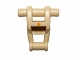Part No: 30375pb03  Name: Torso Mechanical, Battle Droid with Orange Dot Insignia Pattern