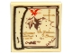 Part No: 3068bpb0616  Name: Tile 2 x 2 with Groove with Map Lonely Mountain, Desolation of Smaug Pattern