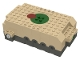 Part No: 3173c01  Name: Record and Play Module, 16 x 10 x 4 with Built-in Motors 4.5V