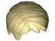 Part No: 62810  Name: Minifigure, Hair Short Tousled with Side Part