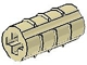 Lot ID: 165883203  Part No: 6538  Name: Technic, Axle Connector 2L (Ridged Undetermined Type)
