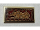 Part No: 87079pb0556  Name: Tile 2 x 4 with Cloud, Island and Wave Pattern (Sticker) - Set 41149