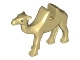 Part No: 88291c01pb01  Name: Camel with Black Eyes and White Pupils Pattern