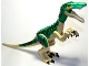 Part No: Baryonyx02  Name: Dinosaur Baryonyx with Dark Green Stripes Pattern