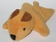 Part No: bb0248  Name: Duplo Doll Cloth Teddy Bear Plush