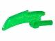 Part No: 18950  Name: Minifigure, Weapon Blade with Bar (Ninjago Jade Blade)