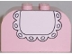 Part No: 4744px18  Name: Slope, Curved 4 x 2 x 2 Double with Four Studs with Baby Bib Pattern