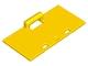 Part No: 10563  Name: Duplo Container Box 2 x 4 x 2 Door with Handle (Reinforced)