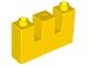 Part No: 16685  Name: Duplo, Brick 1 X 4 X 2 with 2 Top Cutouts
