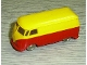Part No: 258pb10  Name: HO Scale, VW Van with Red Base