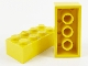 Lot ID: 206290450  Part No: 3001old  Name: Brick 2 x 4 without Cross Supports
