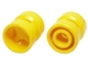 Part No: 30027a  Name: Wheel  8mm D. x 9mm (for Slicks), Hole Round for Wheels Holder Pin