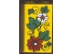 Part No: 30145pb002  Name: Brick 2 x 2 x 3 with Flowers and Leaves Pattern (Sticker) - Set 4165