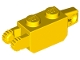Part No: 30386  Name: Hinge Brick 1 x 2 Locking with 1 Finger Vertical End and 2 Fingers Vertical End, 9 Teeth