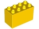 Part No: 31111  Name: Duplo, Brick 2 x 4 x 2