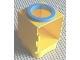 Part No: 31127cx2  Name: Primo Shape Sorter Chamber, Blue Circle with Circular Opening