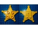 Part No: 31167  Name: Duplo Sheriff Star with Clip (for humans)