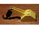 Part No: 3135c01  Name: Hook Slope 45 2 x 3 x 1 1/3 Double with Arm and Black Tow Hook