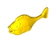 Part No: 31445  Name: Duplo Fish with Thin Tail and Large Tail Fin