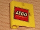 Part No: 3193pb02  Name: Door 1 x 3 x 3 Left with Lego Logo Open O Style Pattern (Sticker) - Set 685