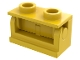 Part No: 3937c01  Name: Hinge Brick 1 x 2 Base with Same Color Hinge Brick 1 x 2 Top (3937 / 3938)