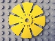 Part No: 3965  Name: Duplo Propeller 8 Blade Fan 6 x 6 (Windmill)