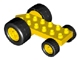 Part No: 40635c01  Name: Duplo Backhoe Base