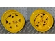 Part No: 41896  Name: Wheel 43.2mm D. x 26mm Technic Racing Small, 3 Pin Holes