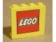 Part No: 4215pb060  Name: Panel 1 x 4 x 3 with Lego Logo Pattern (Sticker) - Set 4549