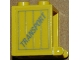 Part No: 4345apb02  Name: Container, Box 2 x 2 x 2 - Solid Studs with 'TRANSPORT' on Crate Pattern on Both Sides (Stickers) - Set 1552-1