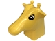 Part No: 44212c01pb01  Name: Duplo Creature Brick 2 x 2 Base Head Giraffe 5L
