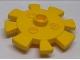 Part No: 44534  Name: Duplo Plant Flower Gear 8 Tooth (Little Robots)