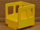 Part No: 4544  Name: Duplo, Train Steam Engine Cabin 3 x 3 x 3