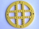 Part No: 4750  Name: Fabuland Plate, Round 13 2/3 Stud Diameter - (Ferris Wheel Side, Merry-Go-Round Type 2 Base)