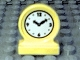 Part No: 4909pb01  Name: Duplo Furniture Mirror with Clock Face Pattern (Time 10:10)
