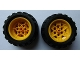 Part No: 56908c02  Name: Wheel 43.2mm D. x 26mm Technic Racing Small, 6 Pin Holes with Black Tire 68.7 x 34 R (56908 / 61480)