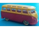 Part No: 607pb00  Name: HO Scale, VW Minibus with Red Base