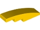 Part No: 61678  Name: Slope, Curved 4 x 1 No Studs
